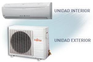 Split aire acondicionado